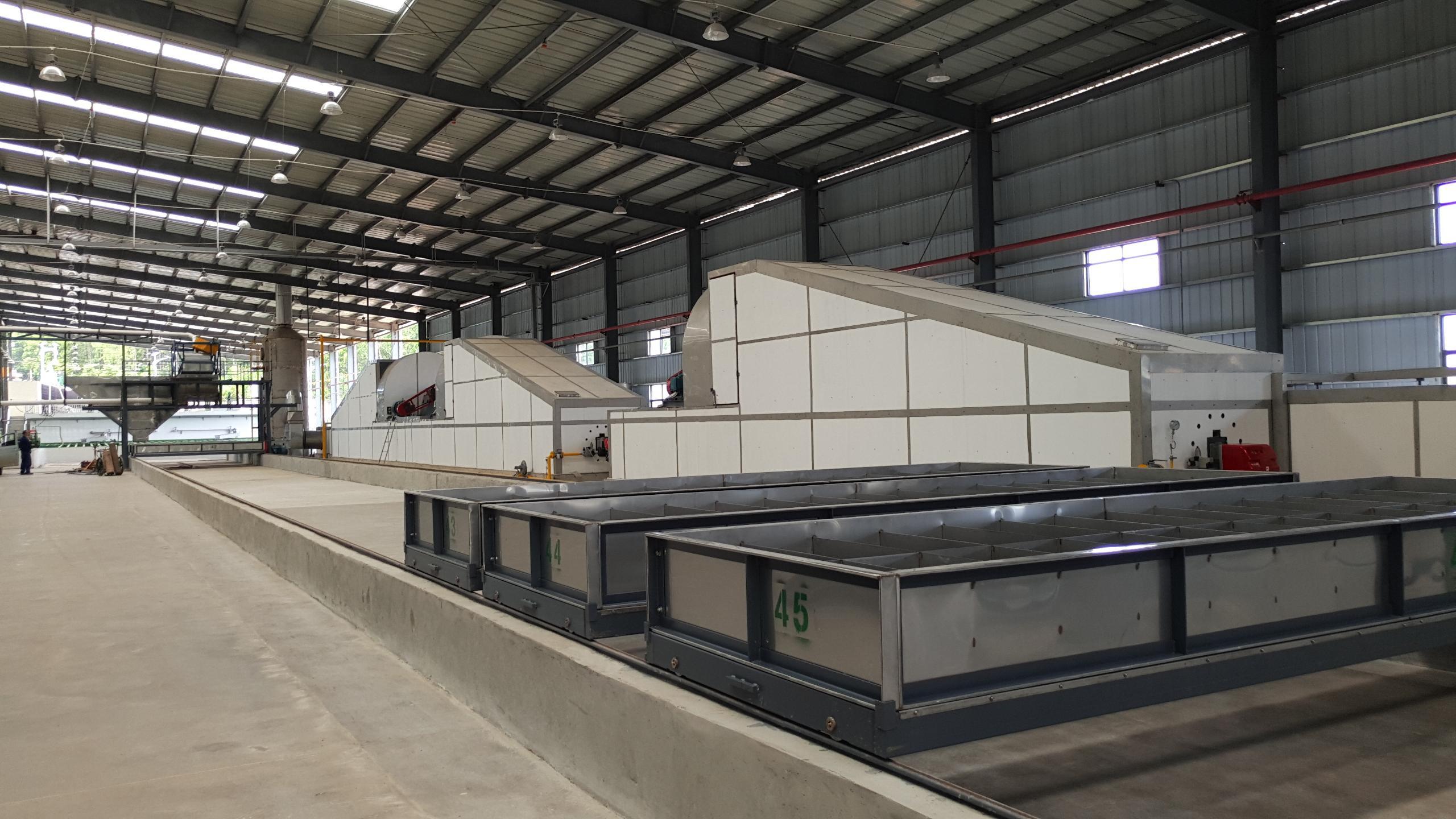 亚博澄迈5吨/小时标胶生产线
